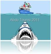 Ataque sionista a la Flotilla