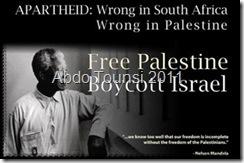 LA CARTA de Nelson Mandela para Palestina