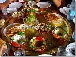 Desayuno palestino