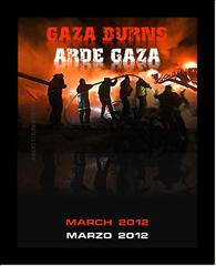 Arde Gaza