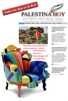 Diario PALESTINA HOY