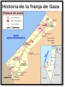 Historia de la franja de Gaza (2/3)