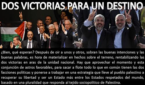 DOS VICTORIAS PARA UN DESTINO