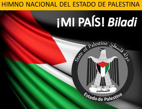 HIMNO NACIONAL DEL ESTADO DE PALESTINA