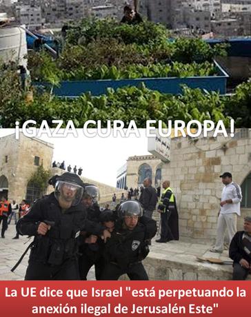 GAZA CURA EUROPA