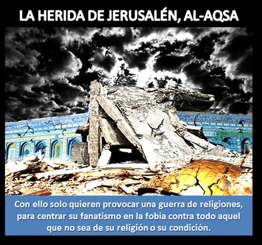 LA HERIDA DE JERUSALÉN