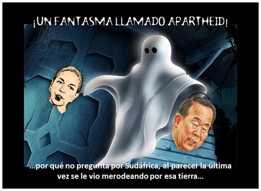 ¡Un fantasma llamado Apartheid! (2/3)