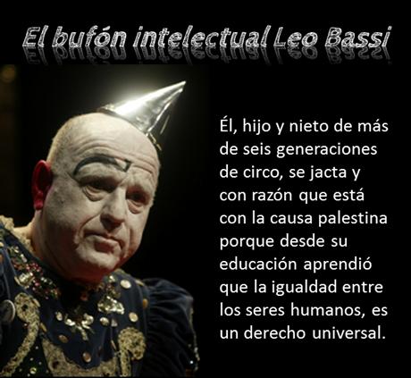 El bufón intelectual Leo Bassi