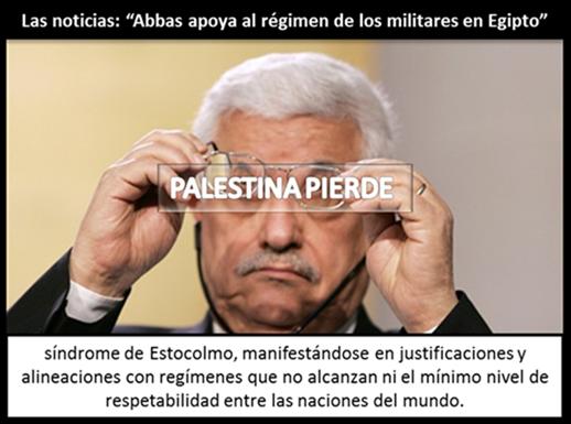 Palestina pierde