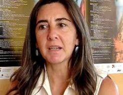 Sandra Barrilaro Consejera editorial de PALESTINA DIGITAL