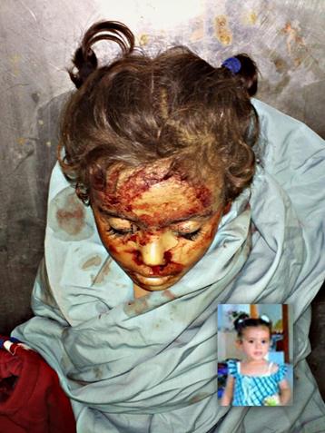 La pequeña Hala Al-Bohari asesinada por Israel (1/3)