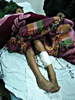 La pequeña Hala Al-Bohari asesinada por Israel (3/3)