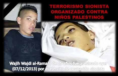 Terrorismo sionista[113]