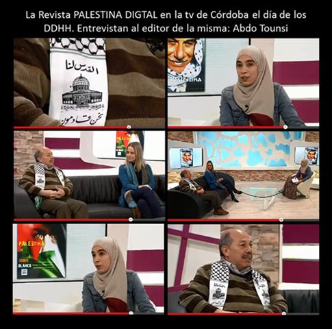 Mi entrevista en Tv Córdoba