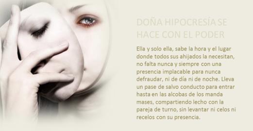 Doña Hipocresía