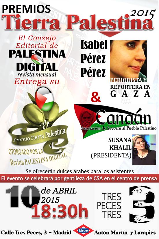 Premios TP 2015