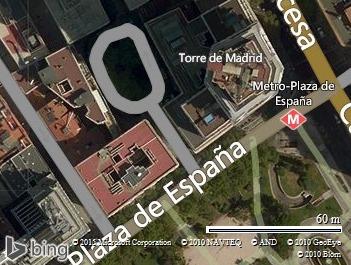 Plaza Emilio Jiménez Millas 2, 1 C – Madrid