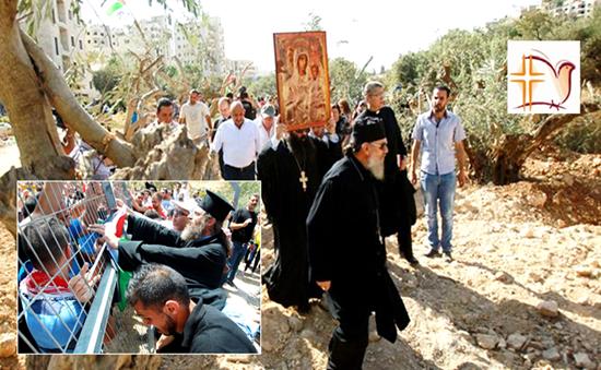 Beit Yala en pie de guerra