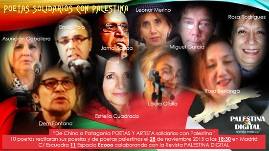 10 poetas solidarios