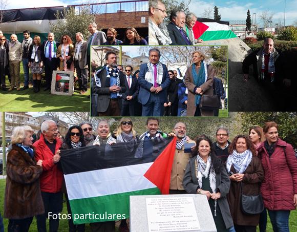 Día de la tierra Palestina 2016